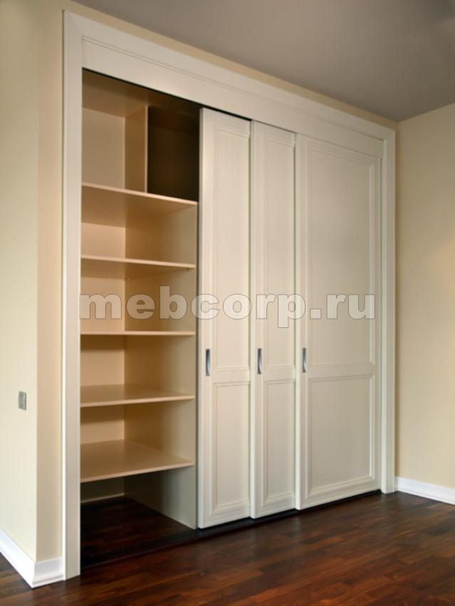 встроенные шкафы в стене фото перерабатывается